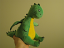 Prototype Green Dwagon Plushie