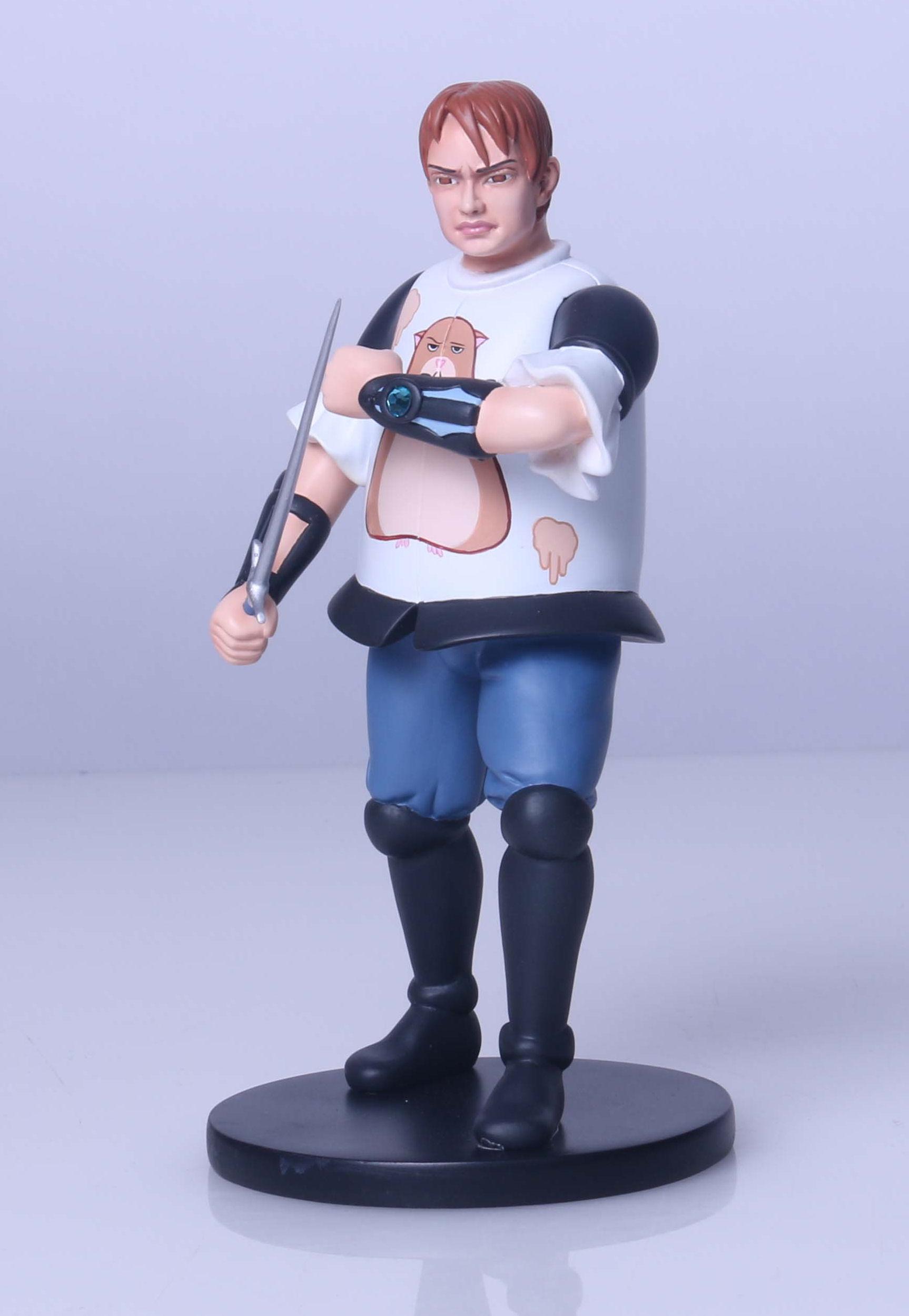 Parson Gotti Figurine