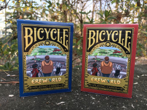 Erfworld Bicycle® Playing Cards - Red and Blue Deck Set