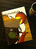 Erfworld Book 1: The Battle for Gobwin Knob Hardcover
