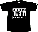Parental Advisory: Ur Doing It Wrong T-Shirt