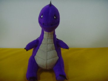 Dwagon Plush Toy