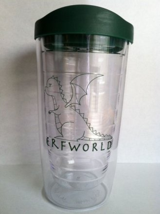Erfworld Clear Travel Cup
