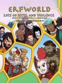 Erfworld Book 2, Issue 3: Lots of Sects, and Violence (Softcover)