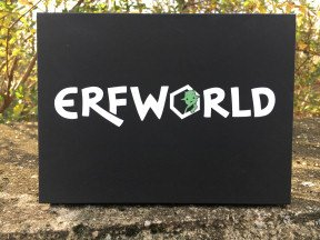 Erfworld Two Deck Display Box